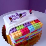 tort lego friends